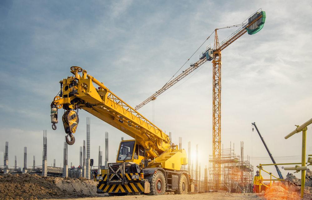 Les différents types de grues mobiles utilisés en manutention et en construction