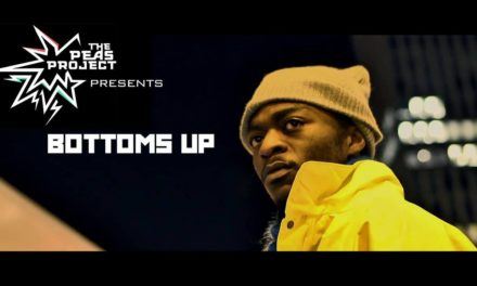 The Peas Project – BOTTOMS UP official music video