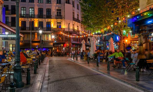 Séjour à Bruxelles, une cité aux multiples visages